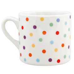 Polka Dot Mug -$16 available in-store and online.  relishdecor.com
