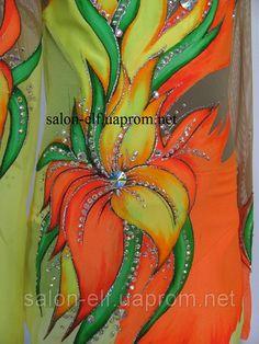 Купальник для художественной гимнастики 150, фото 3