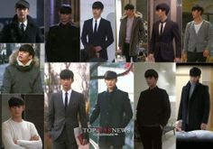 """Kim Soo Hyun's dandy & classic fashion style in """"You came from the stars"""""""
