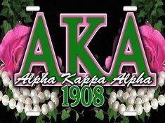 Pearls and Tea Roses Aka Sorority Gifts, Sorority Quotes, Alpha Kappa Alpha Sorority, Sorority And Fraternity, Aka Paraphernalia, Divine Nine, Omega Psi Phi, Founders Day, Everything Pink