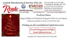 As the year is coming to a end Please notice that we are closing from the 23rd December 2020 until 4th January 2021. will still have technicians available at this time. Happy Holidays to all and be safe. Happy Holidays, December, Happy Holi