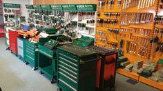 Profesjonalne wózki narzędziowe sprawdzonych marek TengTools, SATA, Corona Exclisive. Wózki warsztatowe różnego rodzaju - z roletą, szufladami, półkami, bocznymi kieszeniami oraz różnorodnym wyposażeniem narzędziowym. Polecamy i zapraszamy do Piaseczna!