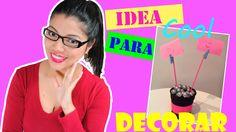 Idea para decorar / Genial para fotos y notas.