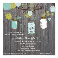 ReviewCountry Rustic Mason Jar Bridal Shower Inviteslowest price for you. In addition you can compare price with another store and read helpful reviews. Buy