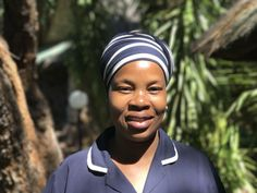 Johanna Molefe (Jo-Jo) is one of our housekeepers and makes sure that the luxurious suites and main lodge lives up to the 5 star standard expected at Kaingo. Housekeeping, Kai, Elephant, Stars, Elephants, Sterne, Star, Chicken