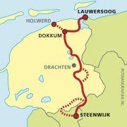 Friese woudenpad: Lauwersoog - Dokkum - Steenwijk http://wandelnet.nl/friese-woudenpad-law-1-1-0