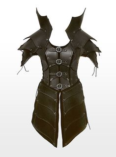 Hexenkriegerin Lederrüstung schwarz   #larp #mittelalter #medieval #fantasy #leather
