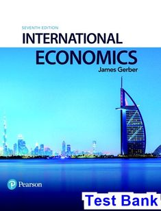 Intermediate accounting download pinterest book outlet and test bank for international economics 7th edition by gerber ibsn 9780134640242 fandeluxe Gallery