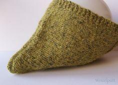 Mützchen Rowan- Tweed von ♥ Winzelpütt auf DaWanda.com