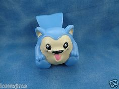 2008 Burger King Blue Meerca Neopets Plastic Figure Kids  Meal Toy - http://hobbies-toys.goshoppins.com/fast-food-cereal-premium-toys/2008-burger-king-blue-meerca-neopets-plastic-figure-kids-meal-toy/