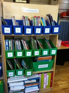 Leveled Library helps students read books that are at their LEVEL! by theautismhelper.com