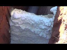 Raising Concrete Slabs | Alternative to Mudjacking | PolyLEVEL™ by Foundation Supportworks. - YouTube