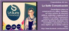 Ana Morales, nuestra gerente, ha sido nombrada empresaria del mes por el Instituto de la Mujer y Empresarias en Red :)