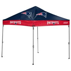 Rawlings NFL 10x10 Canopy NE Patriots, #03221076111