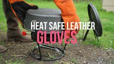CampMaid 5-Piece Combo With Gloves Oven Cooker, Leather Gloves, Outdoor Power Equipment, How To Remove, Products, Garden Tools, Gadget