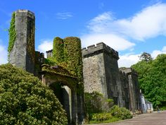 Armadale Castle on the Isle of Skye that houses the Clan Donald Centre and the Museum of the Isles