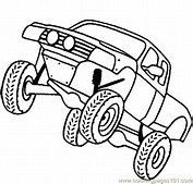 75 best off road vechicles images cool cars big rig trucks big 67 72 Chevy Trucks Com free by off road baja 1000 truck vehicle coloring pages color in this picture of an off road vehicle and others with our library of online coloring pages