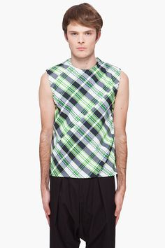 Oh this poor model - I hope he gets paid extra for the humiliation!