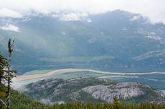 Al's Habrich Ridge Trail leads to bird's eye views of Stawamus Chief