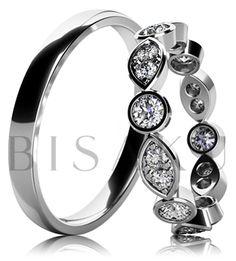 Snubní prsteny Bisaku Design BD6-20