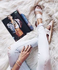 It's never been easier to show off skinny stiletto heels that, while begging to be photographed, are not so great to walk in.