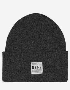 Neff - Lawrence Beanie charcoal