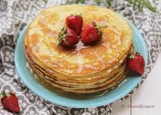 Sweets Recipes, Pancakes, Breakfast, Ethnic Recipes, Food, Hipster Stuff, Morning Coffee, Essen, Pancake