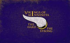 Minnesota Vikings Minnesota Vikings Football, Best Football Team, Flag Football, Football Quotes, Football Baby, Football Players, Minnesota Home, Minnesota Wild, Viking Logo