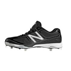 SALE - New Balance 4040 Baseball Cleats Mens Black - Was $94.99. BUY Now - ONLY $89.99