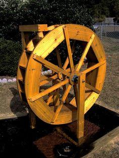 imágenes de la rueda de agua