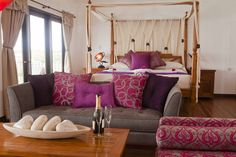 Romance is in the air! Check our our honeybee suite
