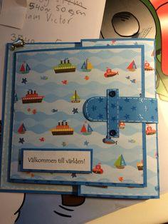 Välkommen till världen- kort