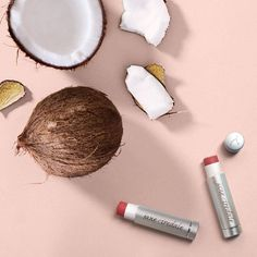 #IngredientSpotlight: Coconut Alkanes are a natural humectant derived from coconut pulp. It mimics your skin's natural oils, delivering intense hydration and easy spreadability without clogging pores or feeling greasy. Find it in LipDrink SPF 15 Lip Balm.