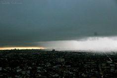 Veja galeria de fotos da destruição causada pelo temporal em Curitiba  A Banda B seleciona fotos feitas pelos repórteres da emissora e por ouvintes dos estragos causados pela chuva nesta quinta-feira: