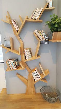 Tolland 3 Tier Shelf Display Ladder Bookcase - New Site Room Design Bedroom, Home Room Design, Home Interior Design, Bedroom Decor, Diy Furniture Plans, Home Decor Furniture, Diy Home Decor, Furniture Design, Painting Furniture