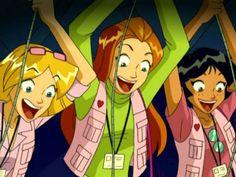Totally Spies, I Love Girls, Spy, Detective, Anime, Geek Stuff, Princess Zelda, Animation, Geeks