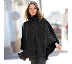 Pelerína   blancheporte.sk #blancheporte #blancheporteSK #blancheporte_sk  #autumn #fall #jesen #bunda Raincoat, Normcore, Jackets, Style, Fashion, Fashion Ideas, Rain Jacket, Down Jackets, Swag