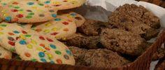 Cookies de confites - Masas basicas de Gross