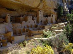 June 29, 1906, President Theodore Roosevelt declared the Anazasi ruins a National Park.