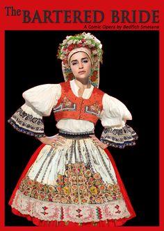 Smetana The Bartered Bride Russian 36