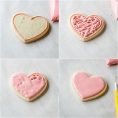Sweet Treats The Best Royal Icing for Decorating Cookies — Honey Blonde Cupcakes, Cupcake Cakes, Flooding Icing Recipe, Flood Royal Icing Recipe, Royal Icing For Piping, How To Color Royal Icing, Royal Frosting, Sugar Cookies Recipe, Cookie Recipes