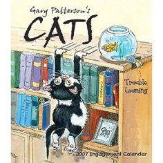 Gary Patterson   cat & fish bowl