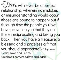 there will never be a perfect relationship +++Visit www.hot-lyts.com/ for more quotes and advice on #relationship