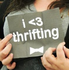 Take a look at these thrift store tricks to save money, help your budget and manage your personal finances better!