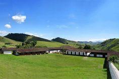 historical Fazenda Pau d'Alho, São José do Barreiro - SP, Brasil