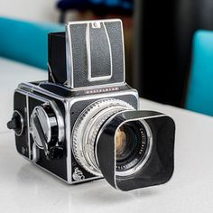The Hasselblad V System. © Jim Fisher