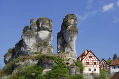 Natural wonders in Germany: 29 places like from another world Home History, Natural Wonders, Travel Around The World, Trip Advisor, Travel Destinations, Beautiful Places, Places To Visit, Tours, Rappelling