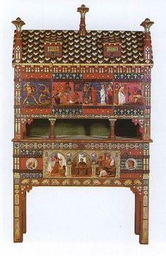 William Burges - Arts & Crafts Home