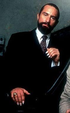 Angel Heart (1987) Robert De Niro as Louis Cyphre (Satan)