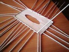 Картинки по запросу pletení z papíru postupy